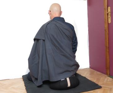 Se mettre en posture deméditation