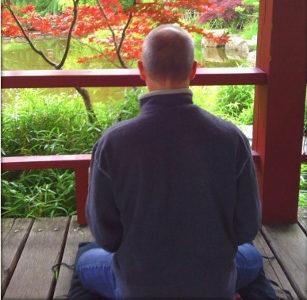 S'asseoir pour méditer