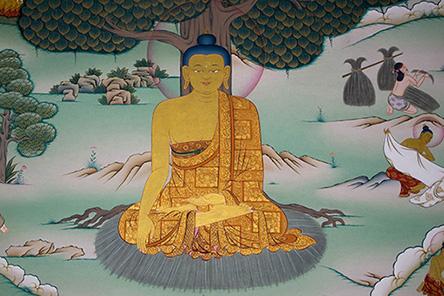 L'Eveil du Bouddha